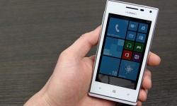 Обзор huawei ascend w1 первый windows phone 8