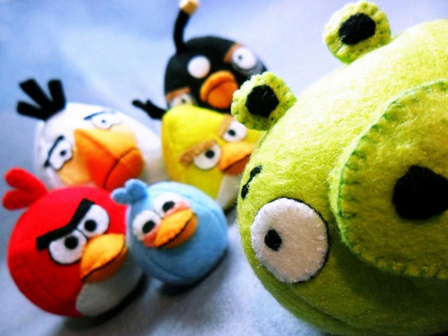 Дальнейший успех Angry Birds под большим сомнением