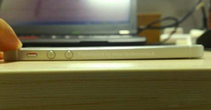 Гнущиеся iPhone 5