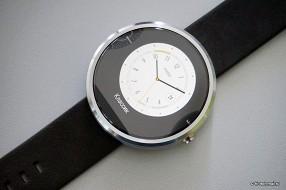 Обзор moto 360 первые круглые часы на android