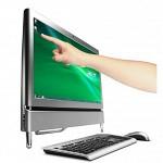 Новости / Глава Acer считает, что будущее за сенсорными дисплеями