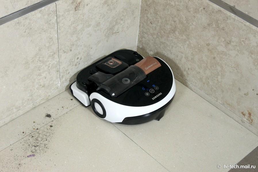 Обзор Samsung  POWERbot: робот-пылесос за 80 000 рублей – стоит ли он того?