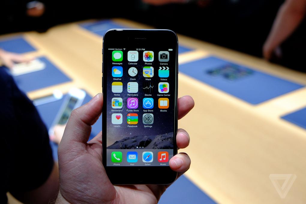 Как выглядит Apple iPhone 6 фото