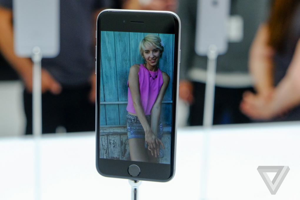 Фото Apple iPhone 6