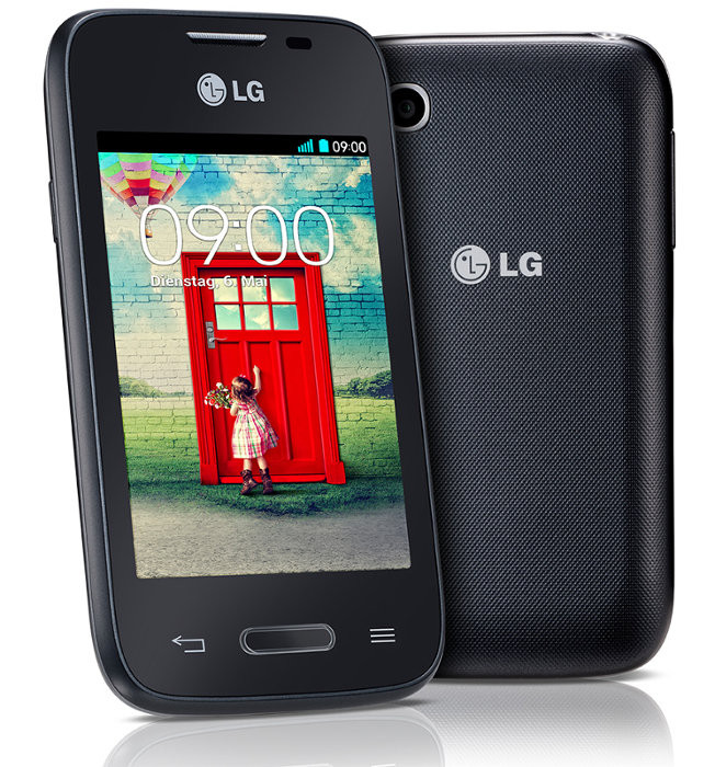 Бюджетный смартфон LG L35