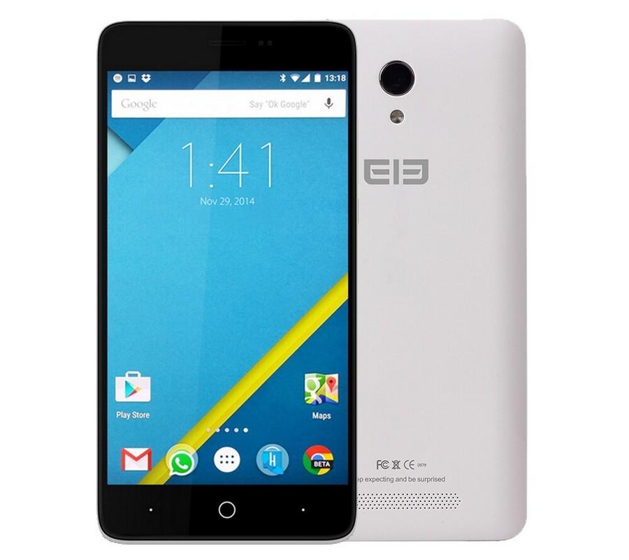 Смартфон Elephone P6000 на Android Lollipop
