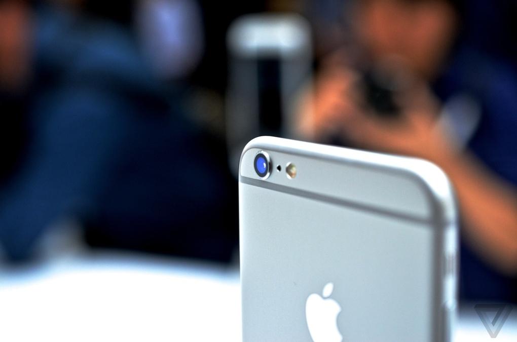 Новый iPhone 6 Plus фото