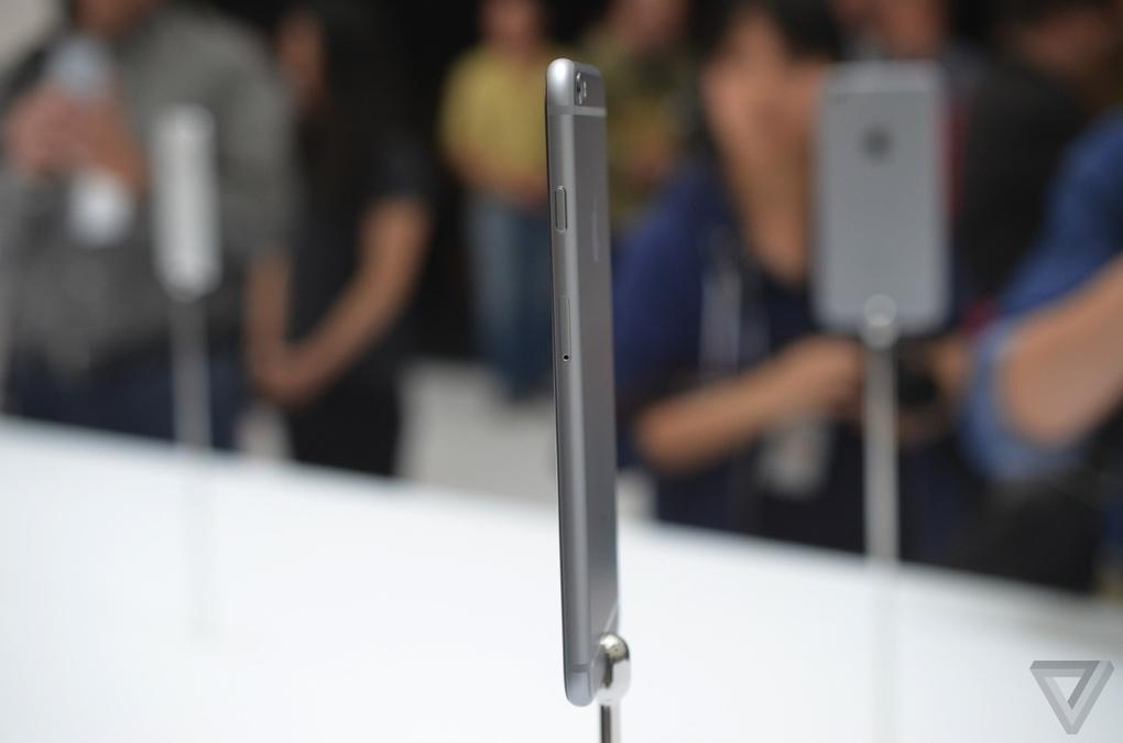 Новый смартфон Apple iPhone 6 Plus