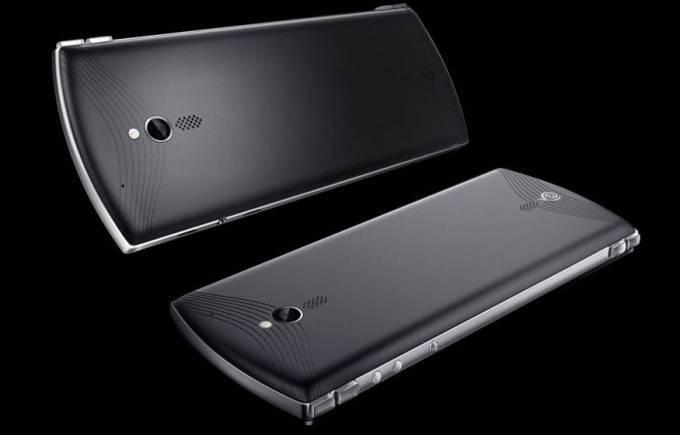 Геймерский смартфон Snail Mobile W3D