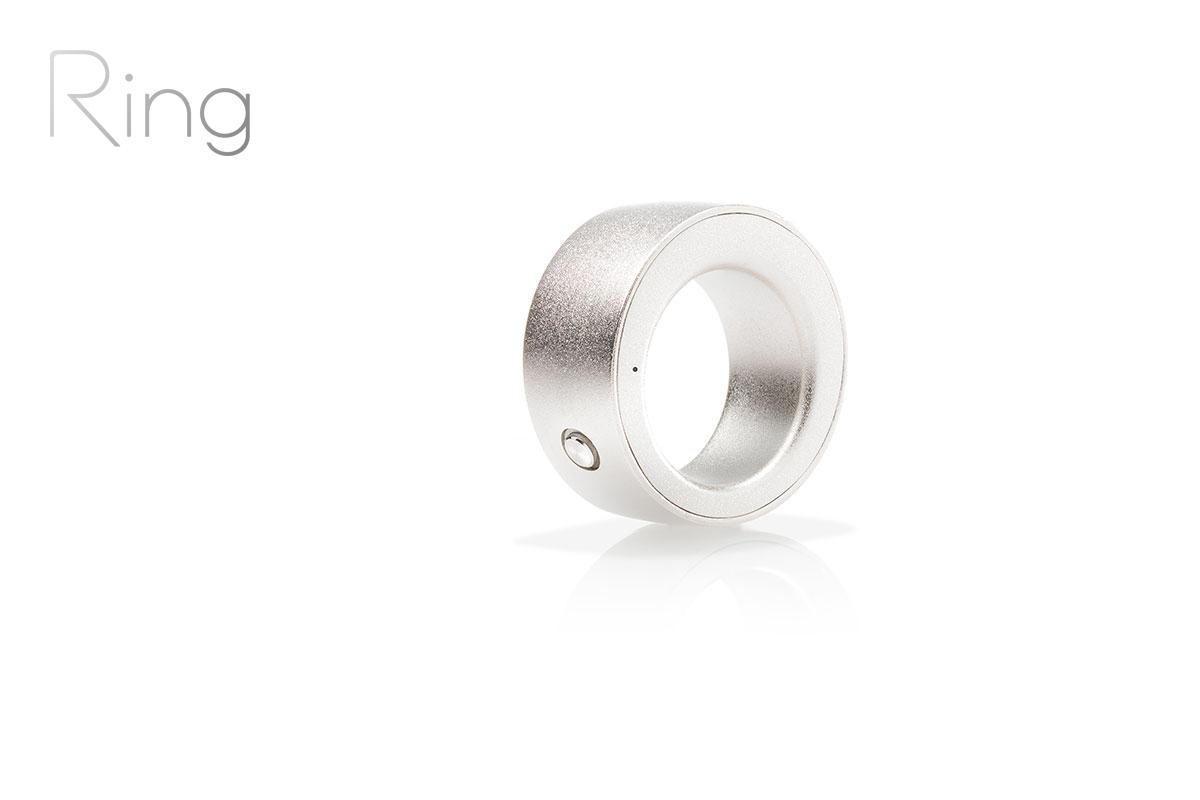«Кольцо всевластия» Ring от Logbar Inc.