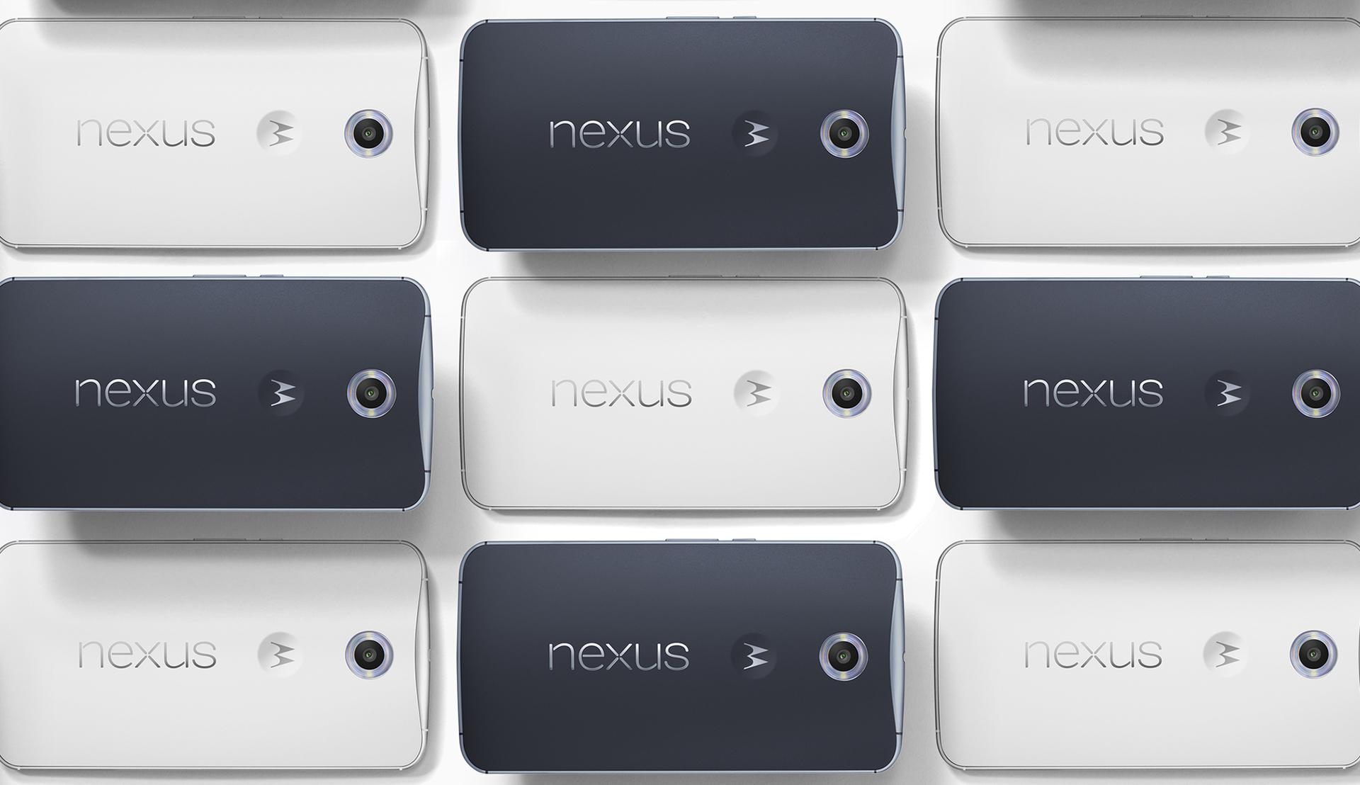 Смартфон Motorola Nexus 6