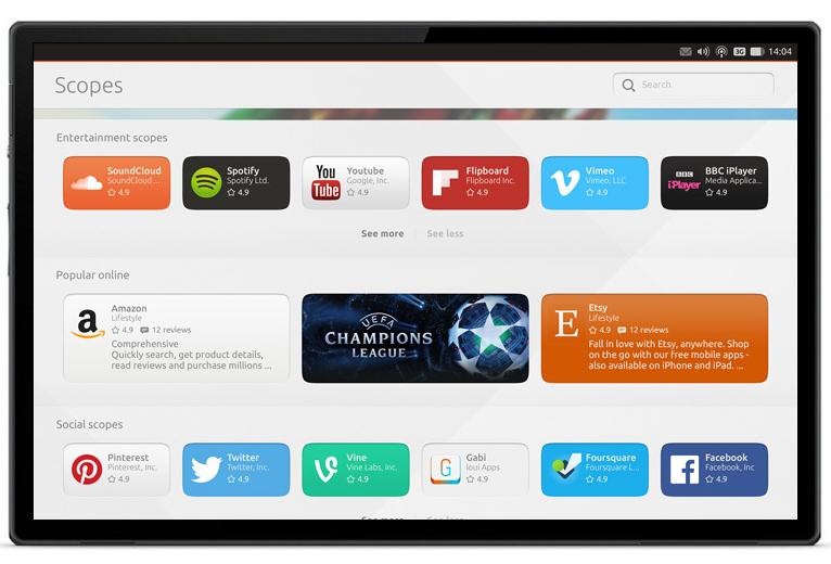 UbuTab: планшет на Ubuntu OS для гиков