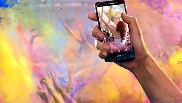 Смартфон Sony Xperia Z4v